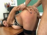 My First Time With a Big Ass Teacher in Classroom